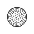 Original stamp vector template