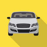 Isolated object of auto and part icon. Collection of auto and car vector icon for stock. - 227490333