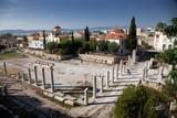 the roman agora   Athens  Greece - 227508377