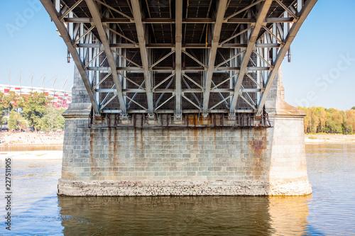 Fototapeta Most od spodu