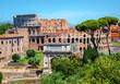 Quadro Colosseum and Arc of Constantine