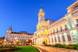 Arad, Romania: Administrative Palacein the cetral square, which today houses the City Hall of Arad. - 227534566
