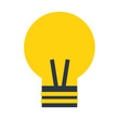 light bulb energy electricity isolated