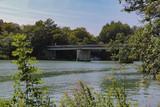 Ile de France - Seine-et-Marne - Pont de Fontaine-le-Port