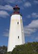 Sandy Hook Lighthouse in New Jersey