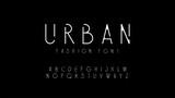 urban fashion modern alphabet. designs for logo, Poster, Invitation, etc. Typography font uppercase. vector illustrator - 227578110