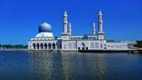The City Mosque of Kota Kinabalu, Sabah