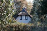 Typisches Haus an der Ostsee