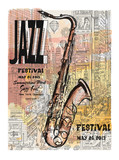 Jazz in New York, poster - 227634763