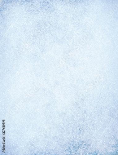 Fototapeta Ice texture background