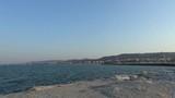 Каменистый берег моря - 227665305