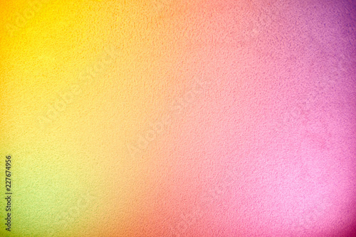 The combination of bright colors on one background - 227674956