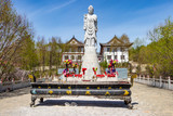 Temple - Guangming Monastery Complex, located in the suburb of Suifenhe,