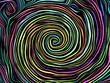 Line Design Swirl
