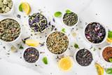 Assortment of various tea - 227739119