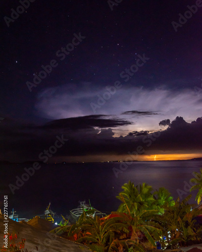 Orage sur Balayan Bay / Anilao - 227765761