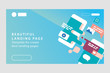 Template for websites, or apps, template for create best landing pages