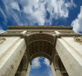 Arc de Triomphe, Paris, France. - 227769703
