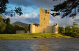 Castillo en Killarney, Irlanda