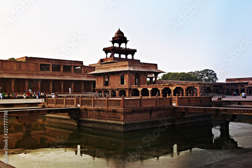 Fatehpur Sikri, Agra, India.
