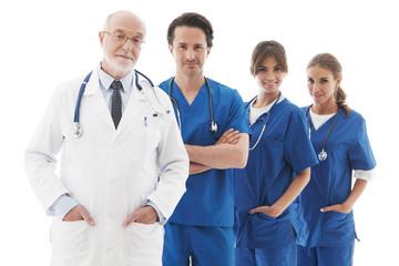 Team of doctors © alotofpeople