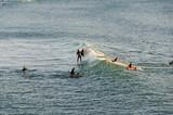 Surf en pays Basque