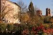 Goldener Oktober in der Berliner Luisenstadt
