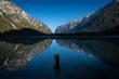 Quadro Naturspiegelung am Dürrensee