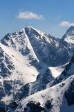 Mount Rysy, Tatra Mountains, Poland