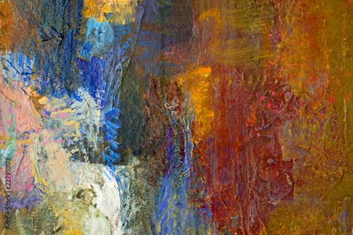 malowanie kolorów tekstur