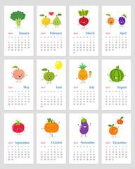 Funny calendar 2019