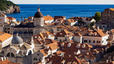 View over the Roofs of Dubrovnik - 227961943