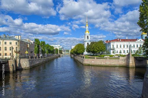 Foto Murales St. Petersburg, Kryukov canal