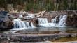Waterfall Landscape - 227987345