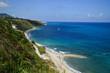 Quadro coast of mediterranean sea