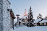 Santa Claus village in Finland - 228012396