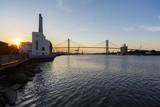 Savannah River Sunset'