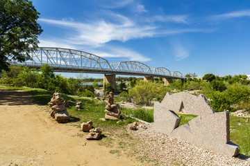 Llano Texas Bridge