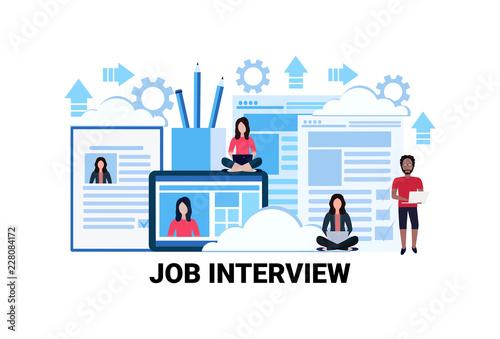 Curriculum Vitae Recruitment Candidate Job Interview Position Cv