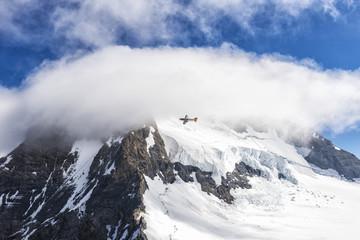 Swiss Mountain Flypast - Jungfrau