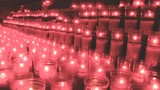 A LOT OF RED CANDLES - 228120391