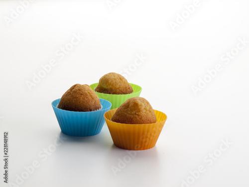 3 Muffinki pieczone w silikonowych foremkach 2