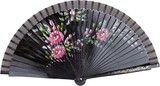 Chinese Fan - Isolated - 228163711