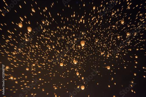 Foto Murales lantern
