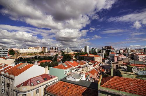 Fridge magnet Lisboa