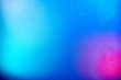 Blue background with blue and pink