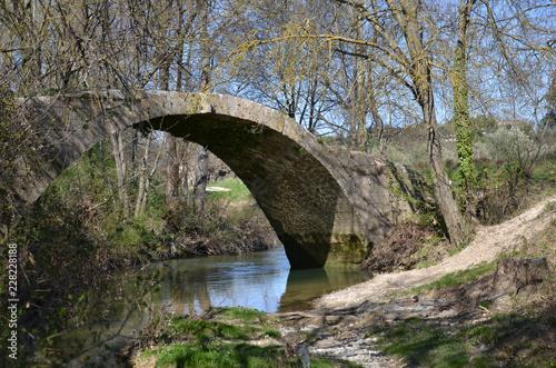 Fototapeta Le pont romain