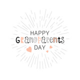 Happy Grandparents day text