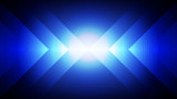 Abstract blue light and shade creative technology background. Vector illustration. - 228267720