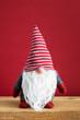 Quadro a Christmas gnomes with white beards